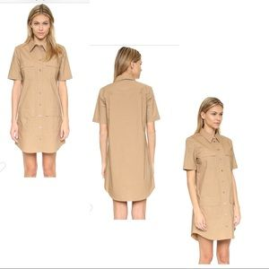 Equipment Femme Remy Utility Dress
